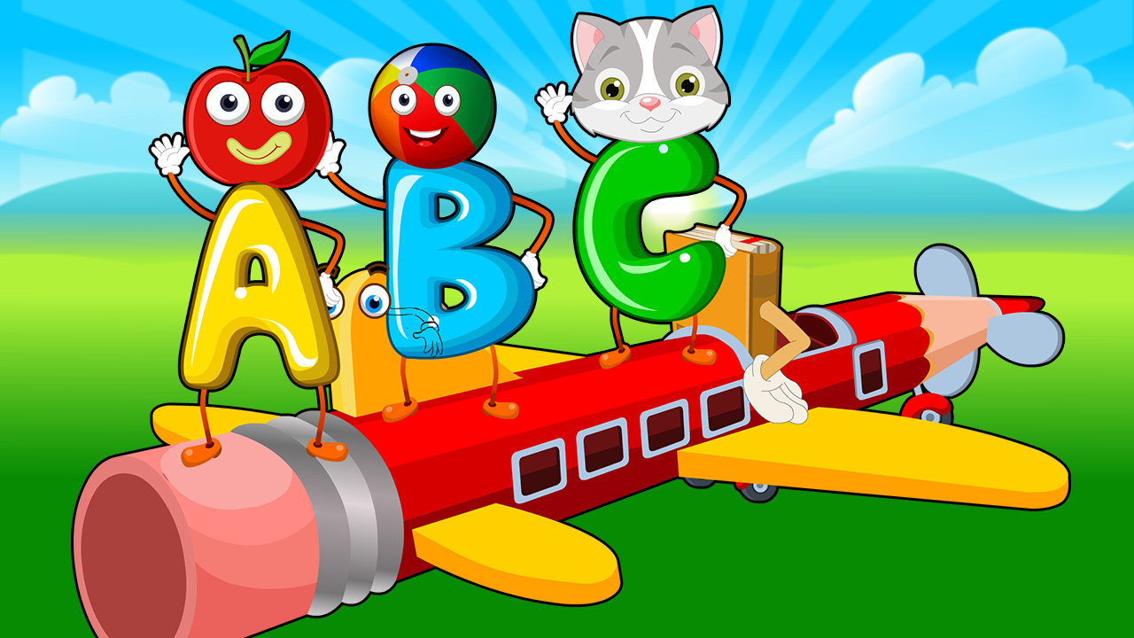 Learn ABCs With Alphabet Song