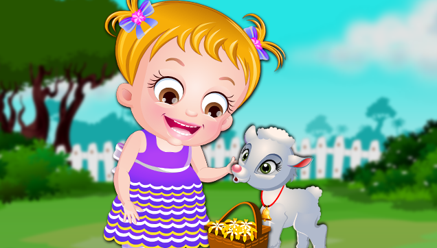 Fall In Love With Mary Had A Little Lamb Nursery Rhyme