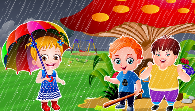 Origin Of Rain Rain Go Away Nursery Rhyme