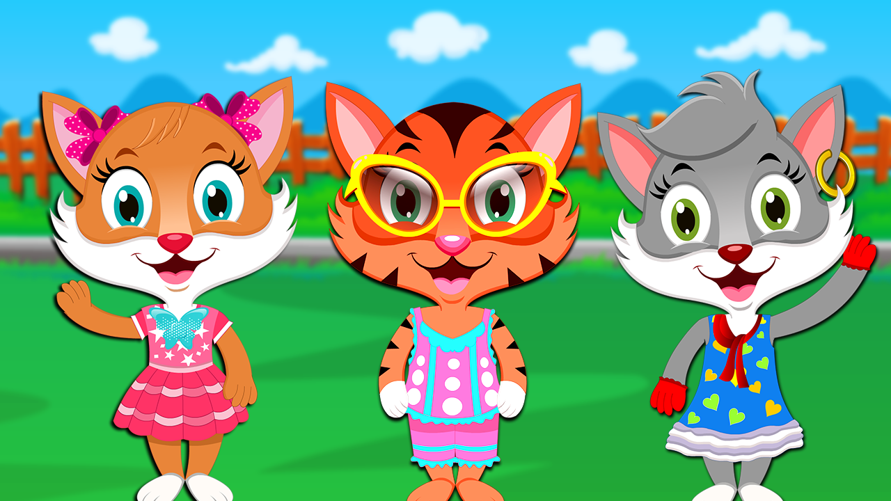 History And Origin Of Three Little Kittens Rhyme