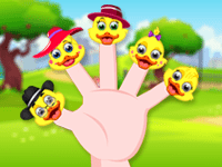 Ducks Finger Family