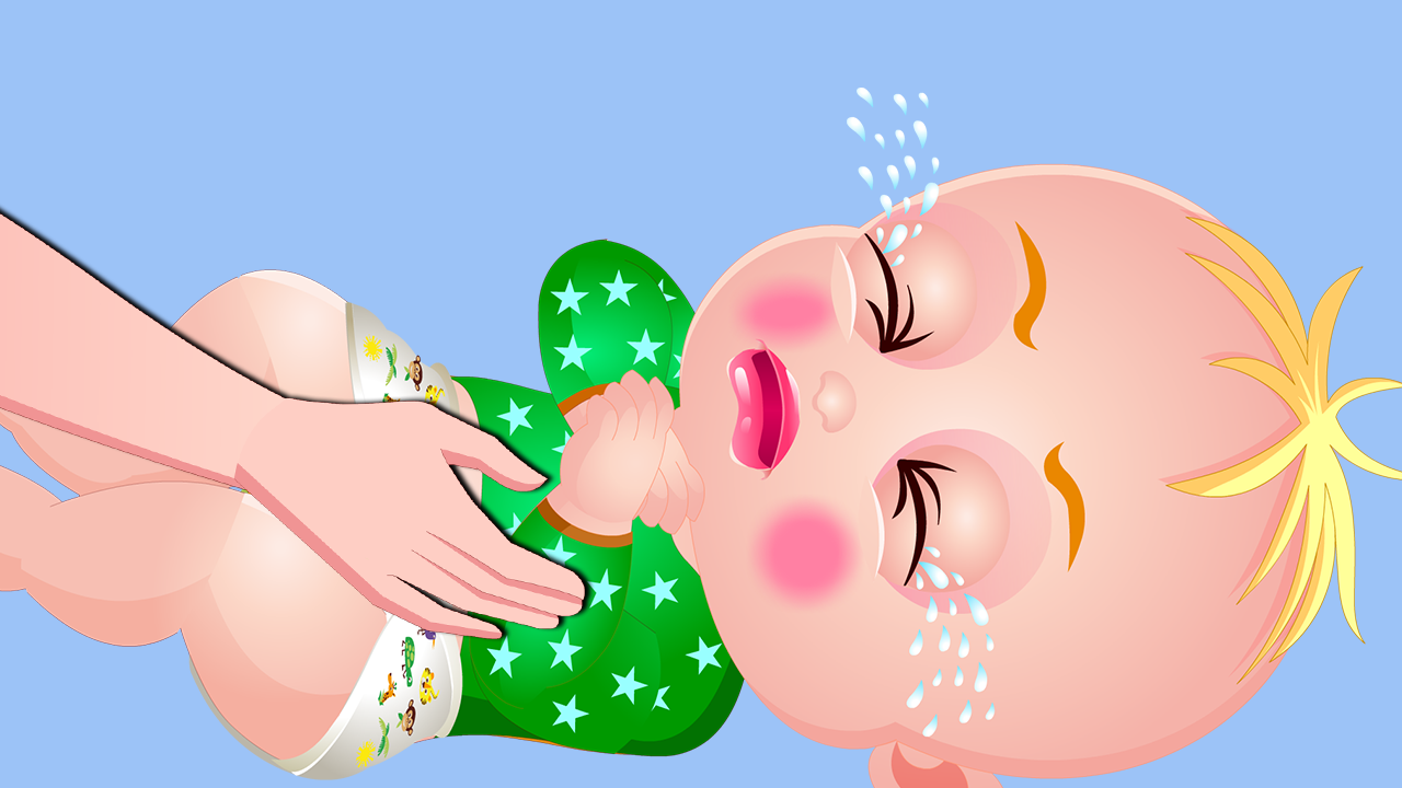 Ways To Soothe Stomach Ache In Babies